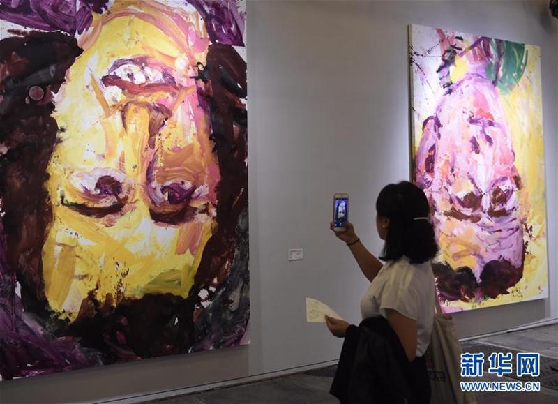 """Ausstellungen zu """"Deutschland 8 – Deutsche Kunst in China"""" eröffnet"""