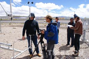 西藏阿里气象局助力第三次青藏高原大气科学实验
