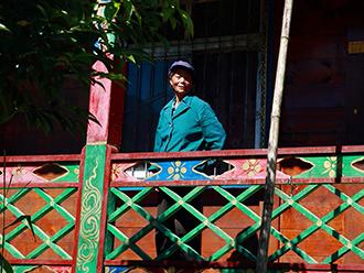 西藏低海拔的美丽村庄——德兴村