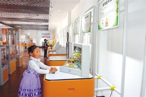 趣味科普学问多 西藏各类科技馆免费对外开放