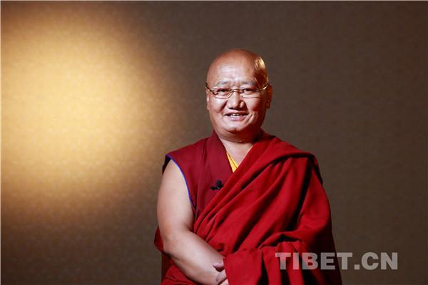 Champa Chileg: Meine 13 Jahre im hochrangigen buddhistischen Institut