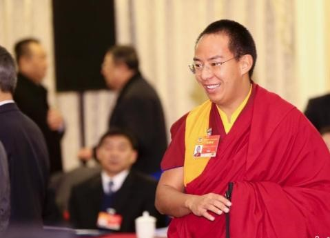 Panchen Lama plädiert für Gründung eines Jugend-Kultur-Kreativ-Fonds