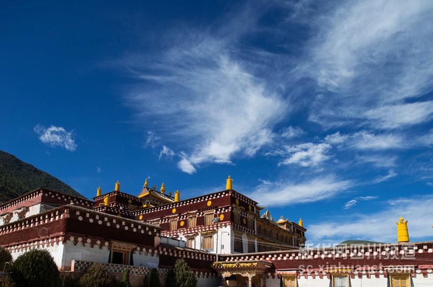 Das Kham-Kloster Sangpiling