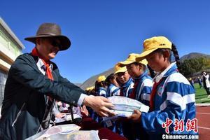 """""""中脉朝阳卫生室""""落成 万余西藏学生将受益"""