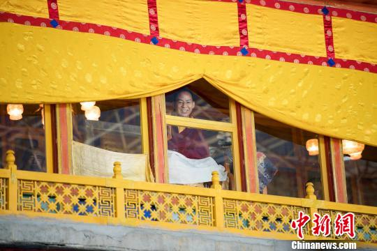 Panchen Lama concludes Buddhist activities in Tibet