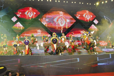 群众的节日 文化的盛宴