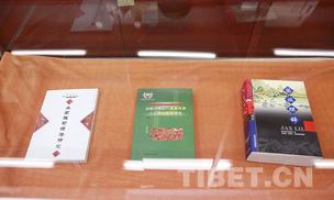 湖南湘西土家族苗族文献展在京举行