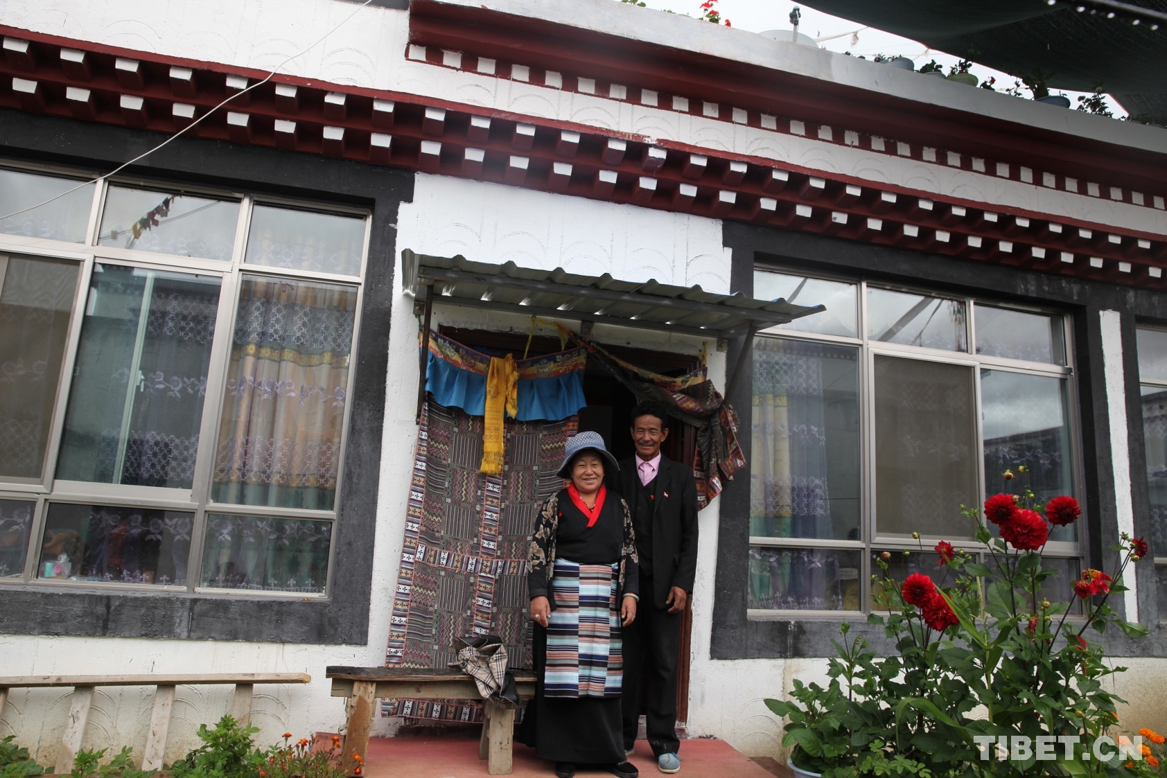 Der Weg von Tashi Dorjes Familie aus der Armut