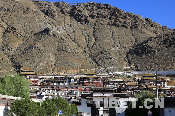Tashilhunpo-Kloster wird als 5A-Touristengebiet anerkannt