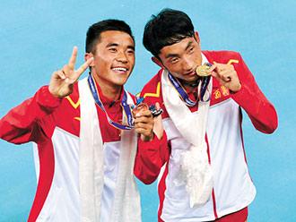 全运会男子10000米决赛西藏选手取得佳绩