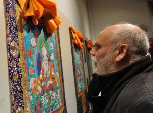 Ausstellung tibetischer Kultur findet in Neuseeland statt
