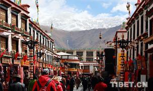 我的故土西藏:华枝春满,天心月圆