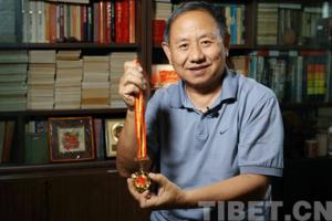 """【讲好中国故事】十八军进藏 生动诠释""""老西藏精神""""——芦继兵讲故事之六"""