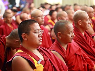 中国藏语系高级佛学院建院30周年纪念大会在京召开
