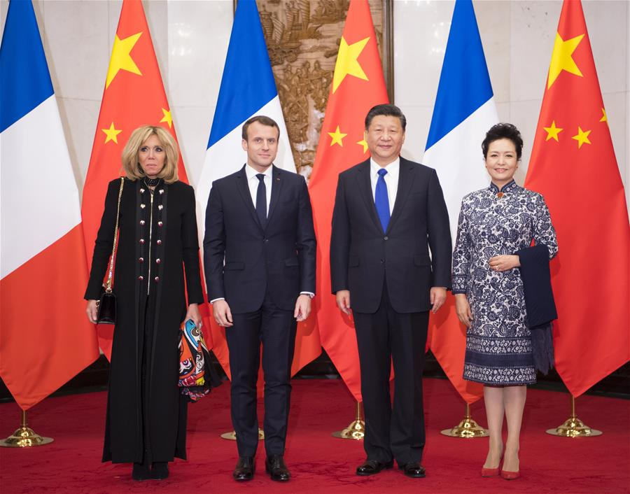 Interview: France, China can work jointly toward community with shared future: expert