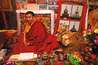 Legende des Risang Rinpoche und seiner Familie (Teil 2)