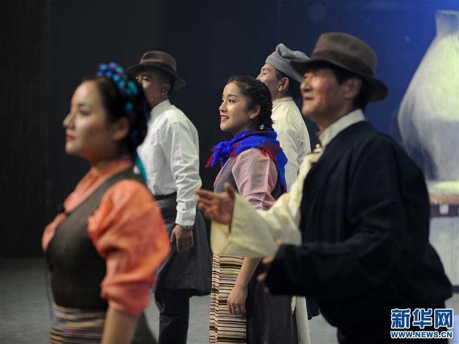 Tibet: Alte Tibet-Oper trifft auf Armutsbekämpfung