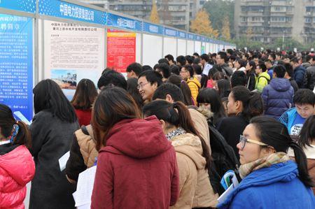 Tibets erste Jobmesse 2018 bietet über 7000 Arbeitsplätze