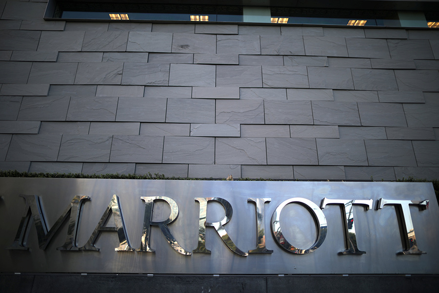 Marriott apologizes for listing China's territories as countries