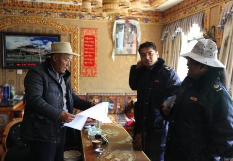Tibet nahm 2017 über 4 Mrd. Euro Steuern ein