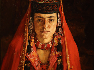民族艺术在古老的丝绸之路绽放文化光彩
