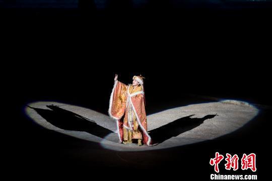 """Tibetische Oper """"Prinzessin Wencheng"""" hilft bei Einkommenserhöhung"""