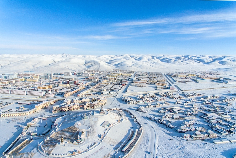 China's first clean heating program in high-altitude and freezing area in full operation