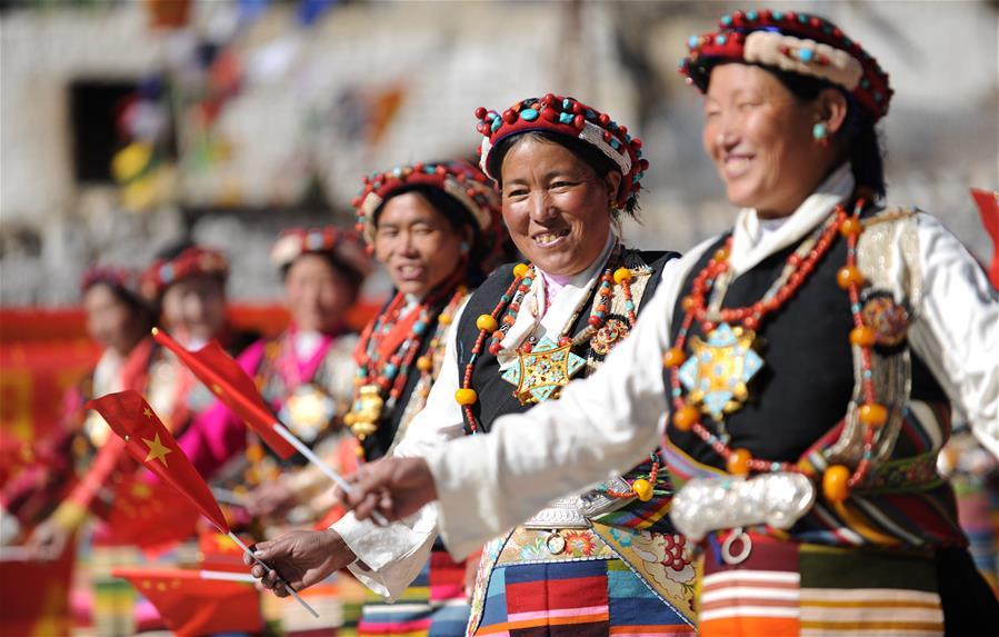 Tibet sees prospering economy in 2017