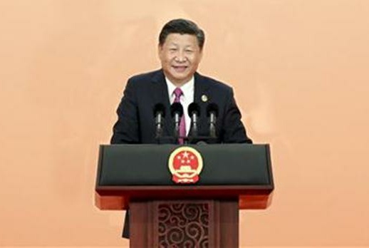 "Spotlight: Xi's New Year speech ""inspiring, practical"" -- experts, analysts"