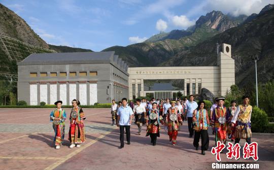 Schulung tibetisch-chinesischer Fachkräfte in Tibet