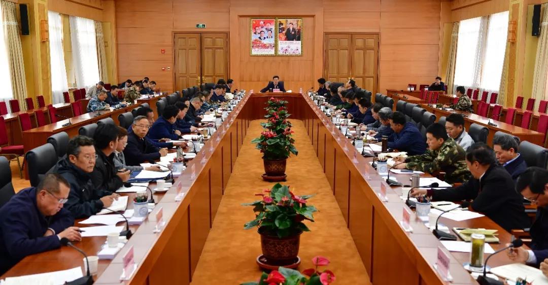 西藏自治区党委召开紧急会议部署江达县山体滑坡应急工作 灾区群众已全部转移到安全地带