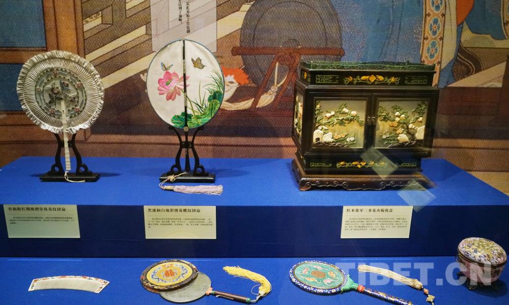 百余件盛京皇宫的宝贝在京展出 带你探秘清代宫廷生活