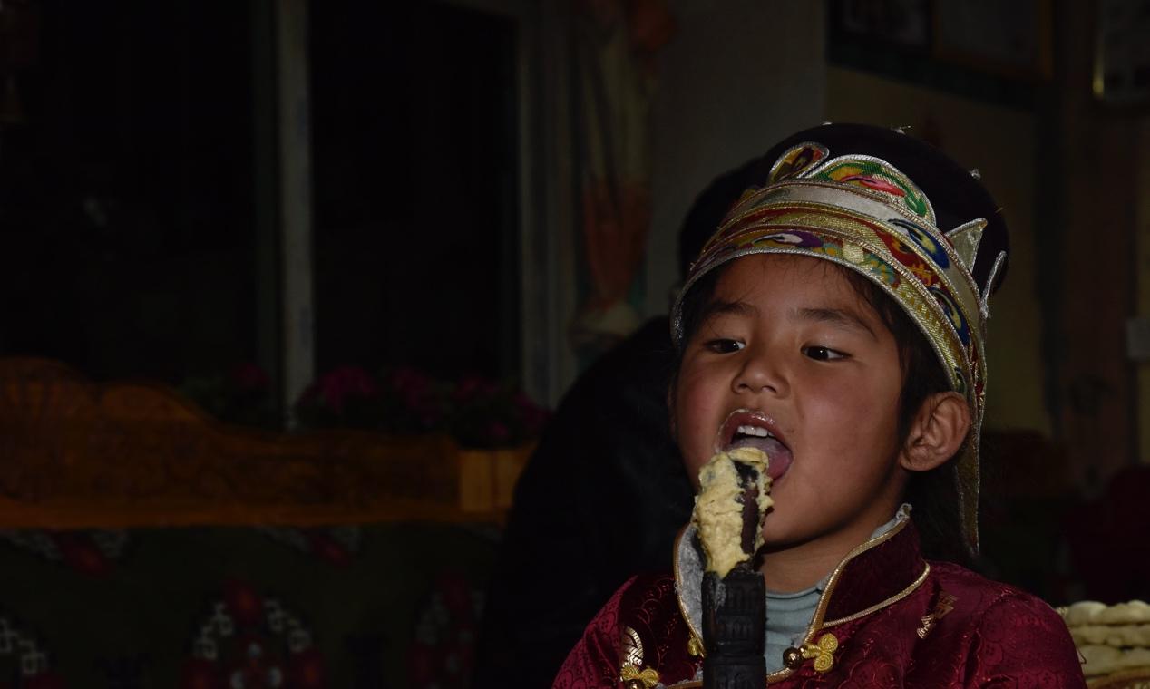 """来林芝工布地域,感觉西藏网""""最早""""的年"""