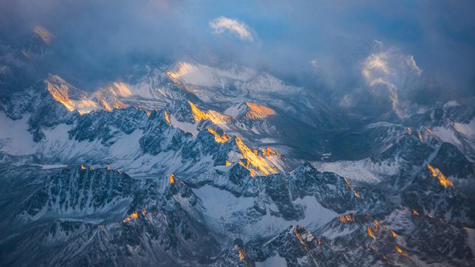 换种角度看青藏高原