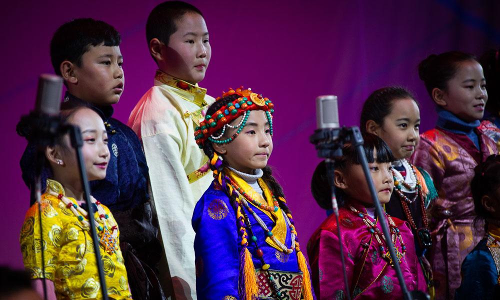 西藏2019年音乐会上演