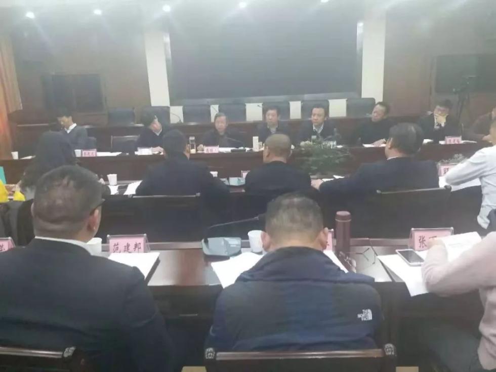 区司法厅、区工商联召开民营企业座谈会