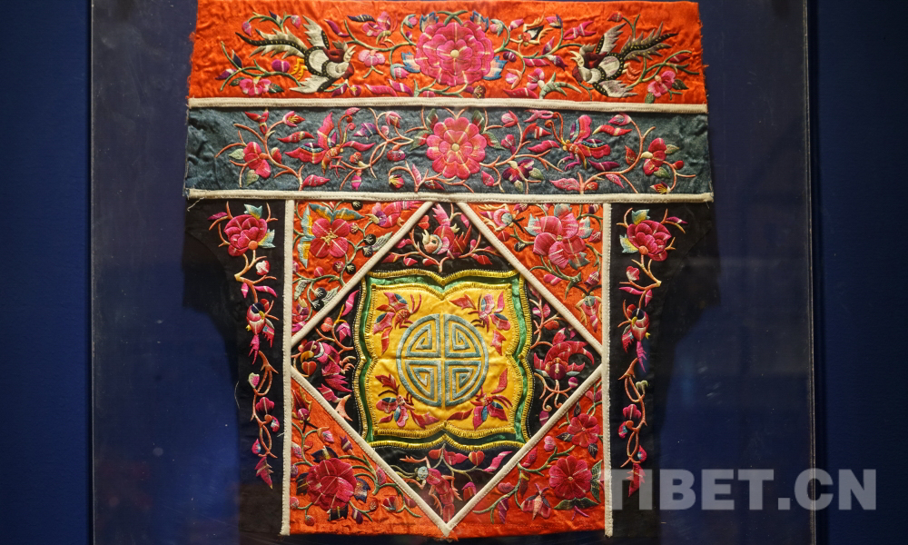 广西各民族绚烂多彩的刺绣艺术