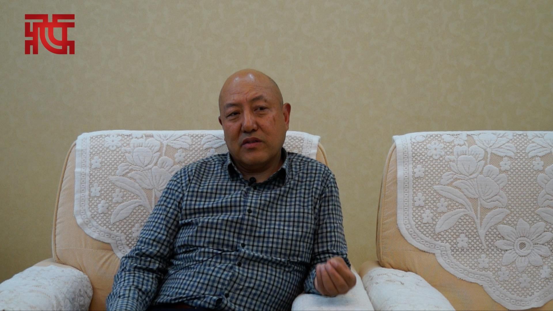 尕藏加:利用藏传佛教中的积极因素  为社会主义社会服务