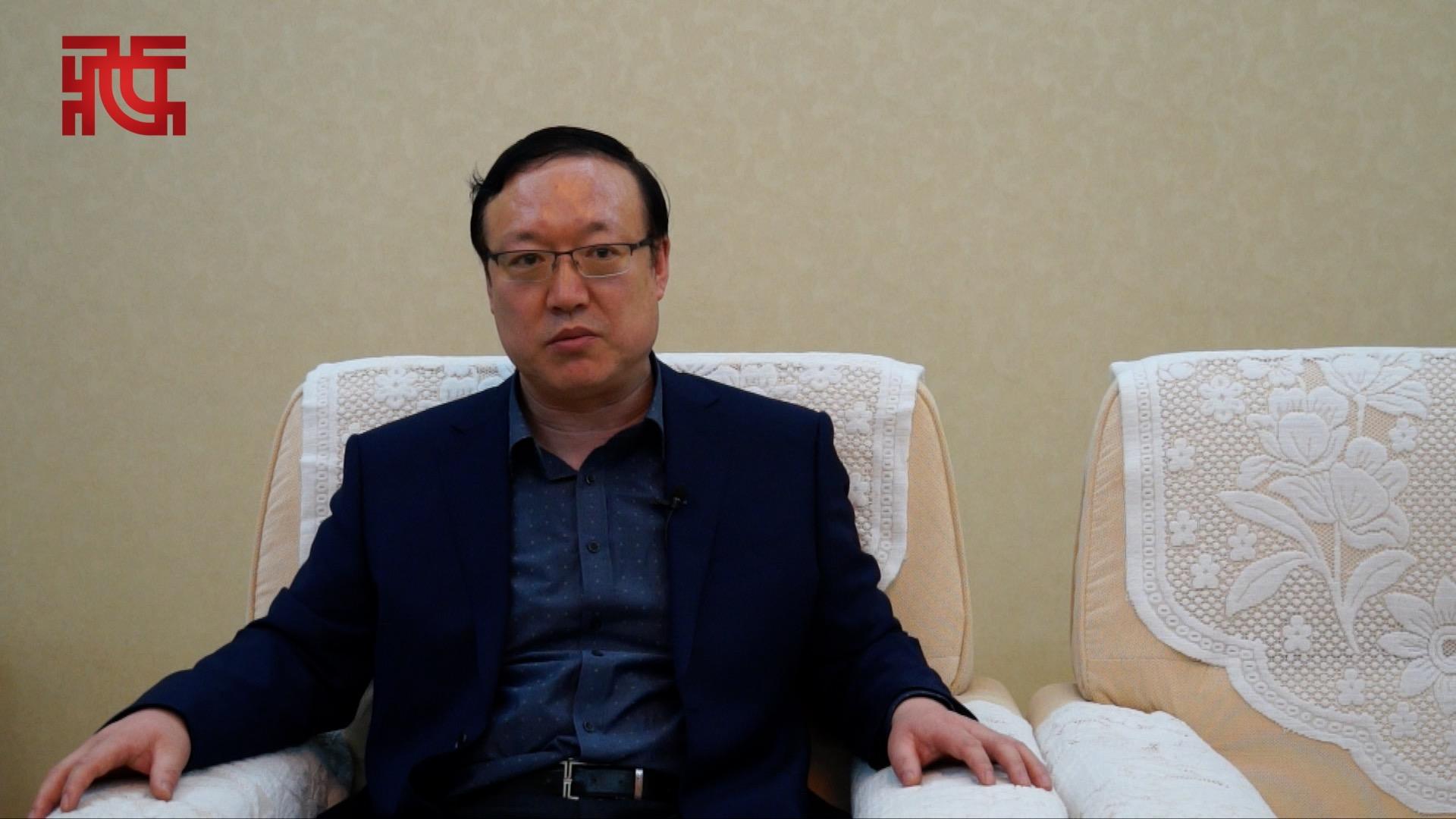 刘军:雍和宫免费赠送环保香  建设生态寺院