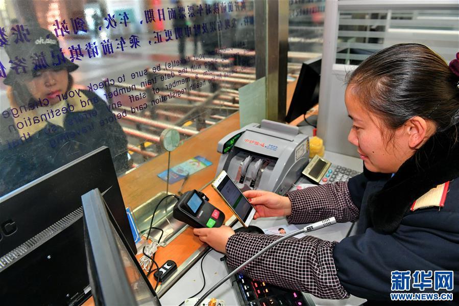 Lhasaer Bahnhof ergreift mehrere Maßnahmen für Frühlingsfesttransport
