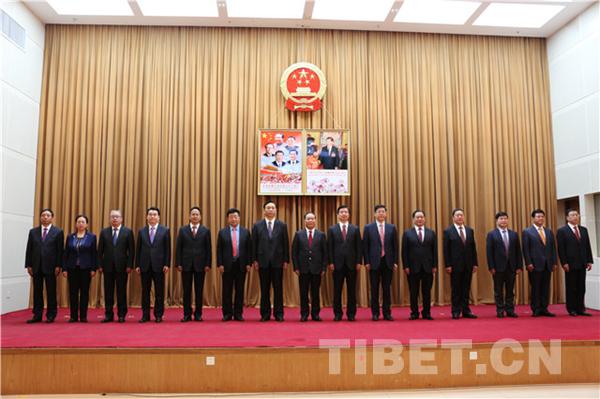 Die neue politische Führung des AG Tibet wurde kollektiv gewählt