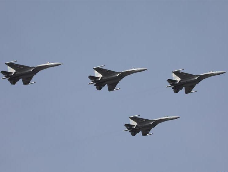 China's Su-35 fighter jets, J-20 stealth jets to maintain airspace safety
