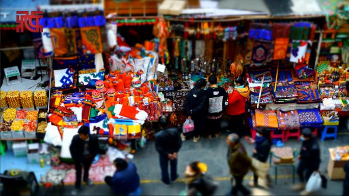 [Video] Tibet begrüßt das neue Jahr