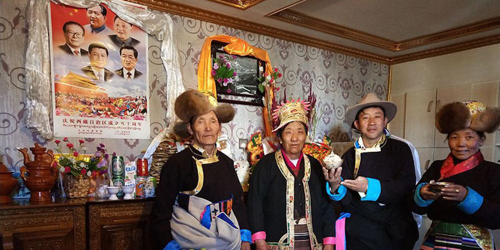 【新春走基层】欢度春节藏历新年