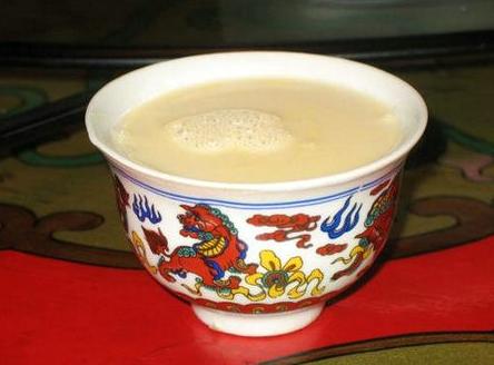 Introduction to Tibetan tea