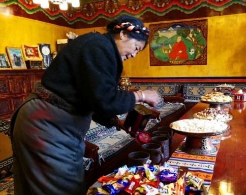 Tibetans celebrate double New Year