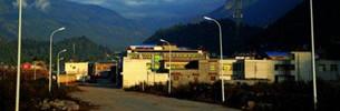 Tibet wird Grenzposten ausbauen
