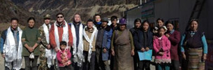 Tibet: 47 Familien in Yumai angesiedelt