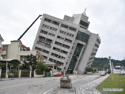 Tote und Verletzte nach Erdbeben in Taiwan (aktualisiert)