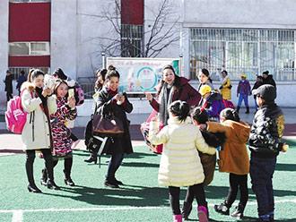 西藏各地中小学迎来开学季